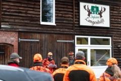 Drückjagd der Jagdschule Langenhöft